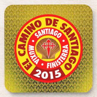 El Camino De Santiago 2015 Coaster