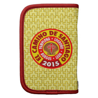 EL Camino De Santiago 2015 Organizador