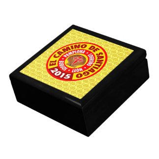El Camino De Santiago 2015 Gift Box