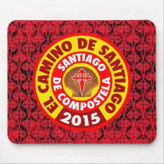 El Camino de Santiago 2015 Mouse Pad