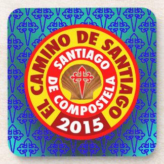 EL Camino de Santiago 2015 Posavasos
