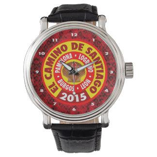 EL Camino De Santiago 2015 Reloj