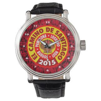 EL Camino De Santiago 2015 Reloj De Mano