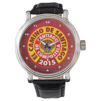 EL Camino de Santiago 2015 Relojes
