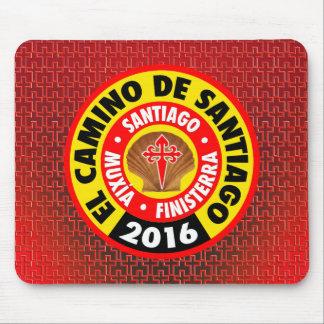El Camino de Santiago 2016 Mouse Pad
