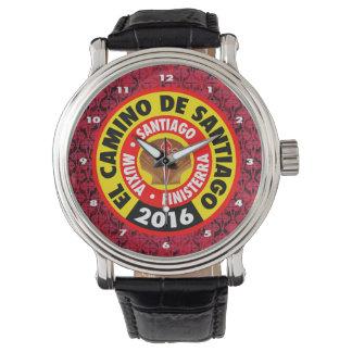EL Camino De Santiago 2016 Reloj De Mano