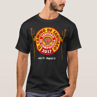El Camino de Santiago 2017 T-Shirt