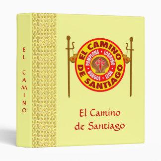 """EL Camino de Santiago Carpeta 1"""""""