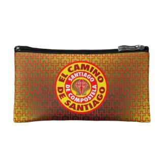 El Camino De Santiago Cosmetic Bag