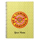 EL Camino de Santiago Cuaderno
