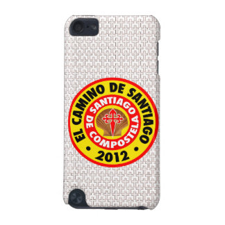El Camino de Santiago de Compostela iPod Touch 5G Cover