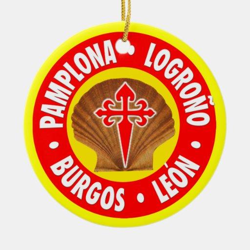 EL Camino de Santiago Adorno Para Reyes