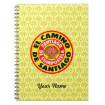 EL Camino De Santiago Libro De Apuntes