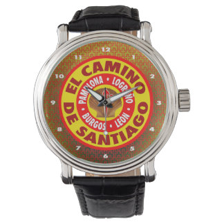 EL Camino De Santiago Reloj