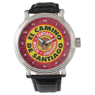 EL Camino De Santiago Relojes De Pulsera