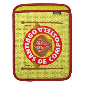 El Camino De Santiago Sleeve For iPads