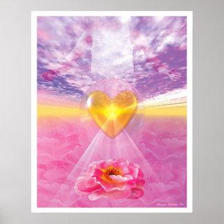 El camino del amor divino póster
