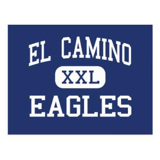 EL Camino - Eagles - altos - Ventura California Tarjetas Postales
