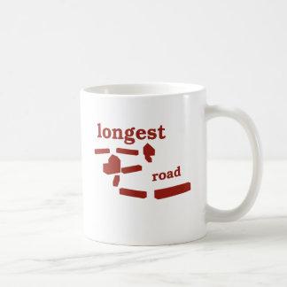 ¡El camino más largo! Taza