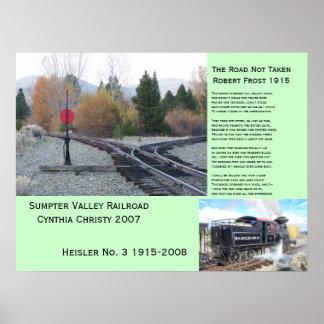 El camino no tardado 2008 póster