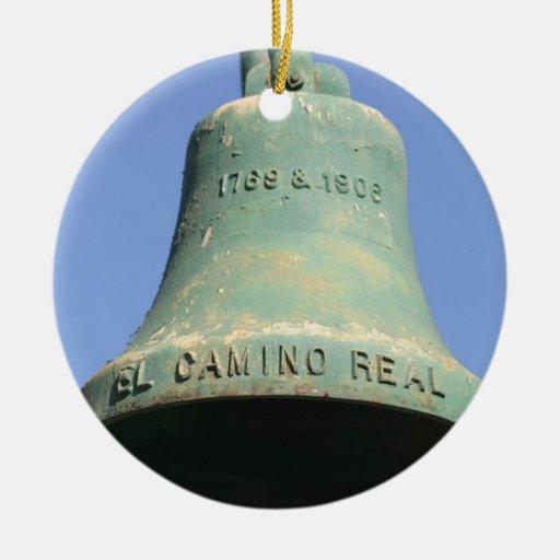 EL Camino Real 1769-1906 Ornamento De Navidad
