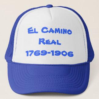 El Camino Real 1769 & 1906 Trucker Hat