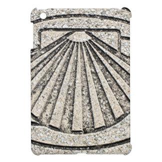 El Camino shell, pavement, Spain Case For The iPad Mini