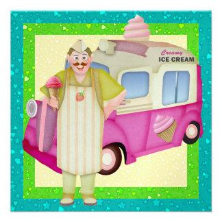 El camión del helado - SRF Anuncios Personalizados