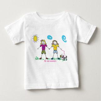 El camisetas de mi dos mamás