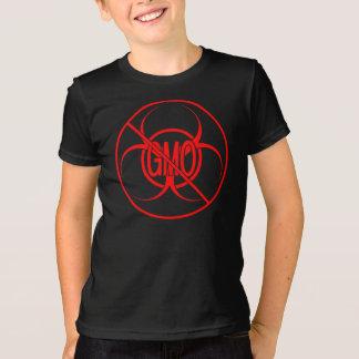 El camisetas del bio del peligro de las camisetas playera