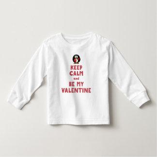 El camisetas del día de San Valentín para los Polera