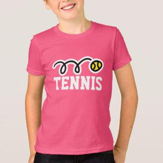 El camisetas del tenis de la juventud el | se remera