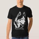 El camisetas fornido Adopt no hace compras camisa
