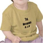 El camisetas notorio de K.I.D