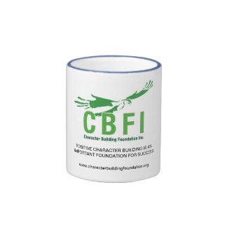 El campanero de CBFI asalta (manija de los azules Taza De Dos Colores