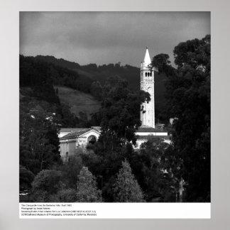 El campanil del Berkeley Hills, 1965 Impresiones