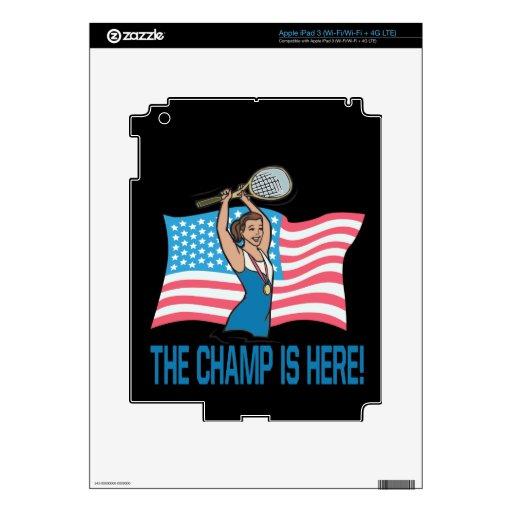 El campeón es Here.png iPad 3 Skins