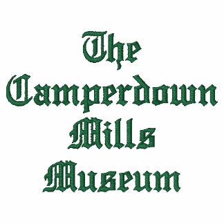El Camperdown muele polo del museo