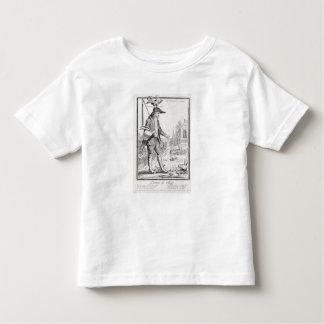El campesino del pueblo, llevado para sufrir, tee shirts
