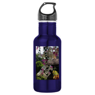 El campo de alfarero botella de agua
