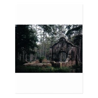 El campo del pantano de Cypress de la película del Postal