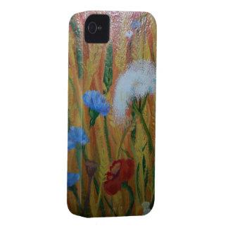El campo florece la casamata Blackberry 9700/9780  Case-Mate iPhone 4 Coberturas