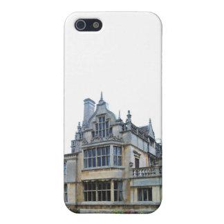 El campo inglés representa a Rushton Pasillo (3) iPhone 5 Cárcasa