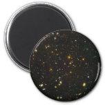 El campo ultra profundo de Hubble Imanes