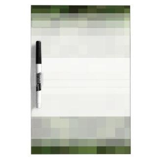 el camuflaje ajustó verde pizarra blanca