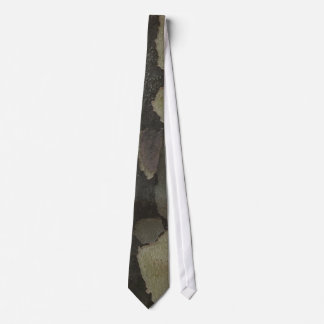 El camuflaje de la naturaleza - lazo de la corteza corbata personalizada