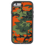 El camuflaje del cazador en Iphone Funda De iPhone 6 Tough Xtreme