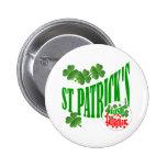 El canadiense irlandés de St Patrick Pins
