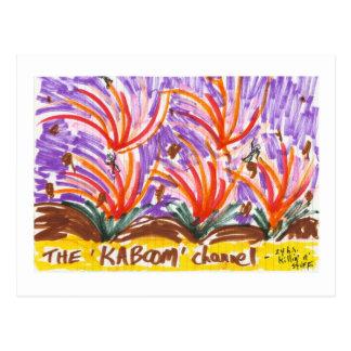 El canal de Kaboom Postal