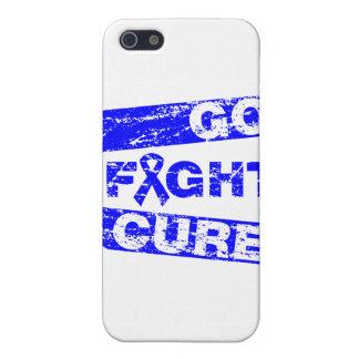 El cáncer anal va curación de la lucha iPhone 5 funda